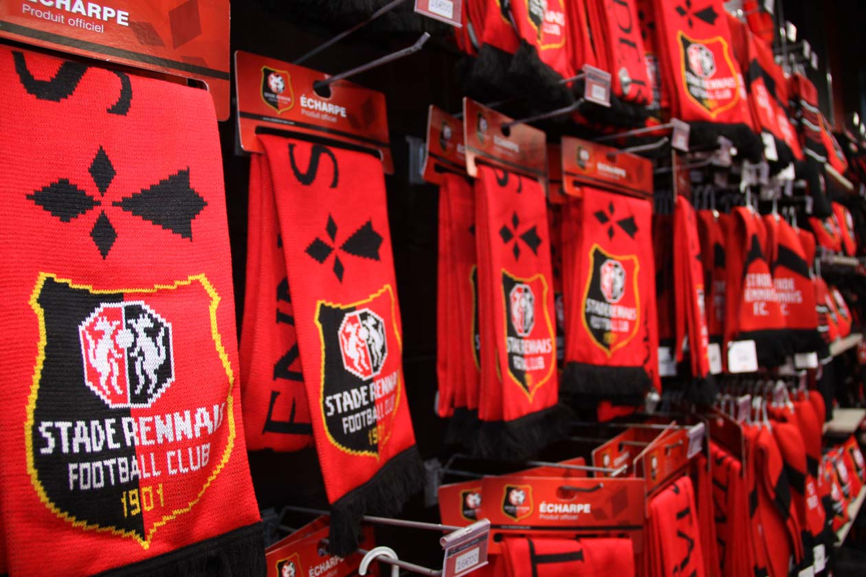 Boutiques officielles   Site officiel du Stade Rennais
