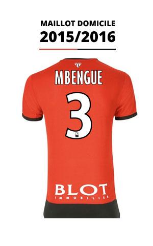 Boutique Maillot - 2015/2016 - MBengue