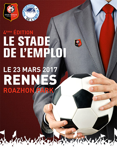stade de l 39 emploi site officiel du stade rennais. Black Bedroom Furniture Sets. Home Design Ideas